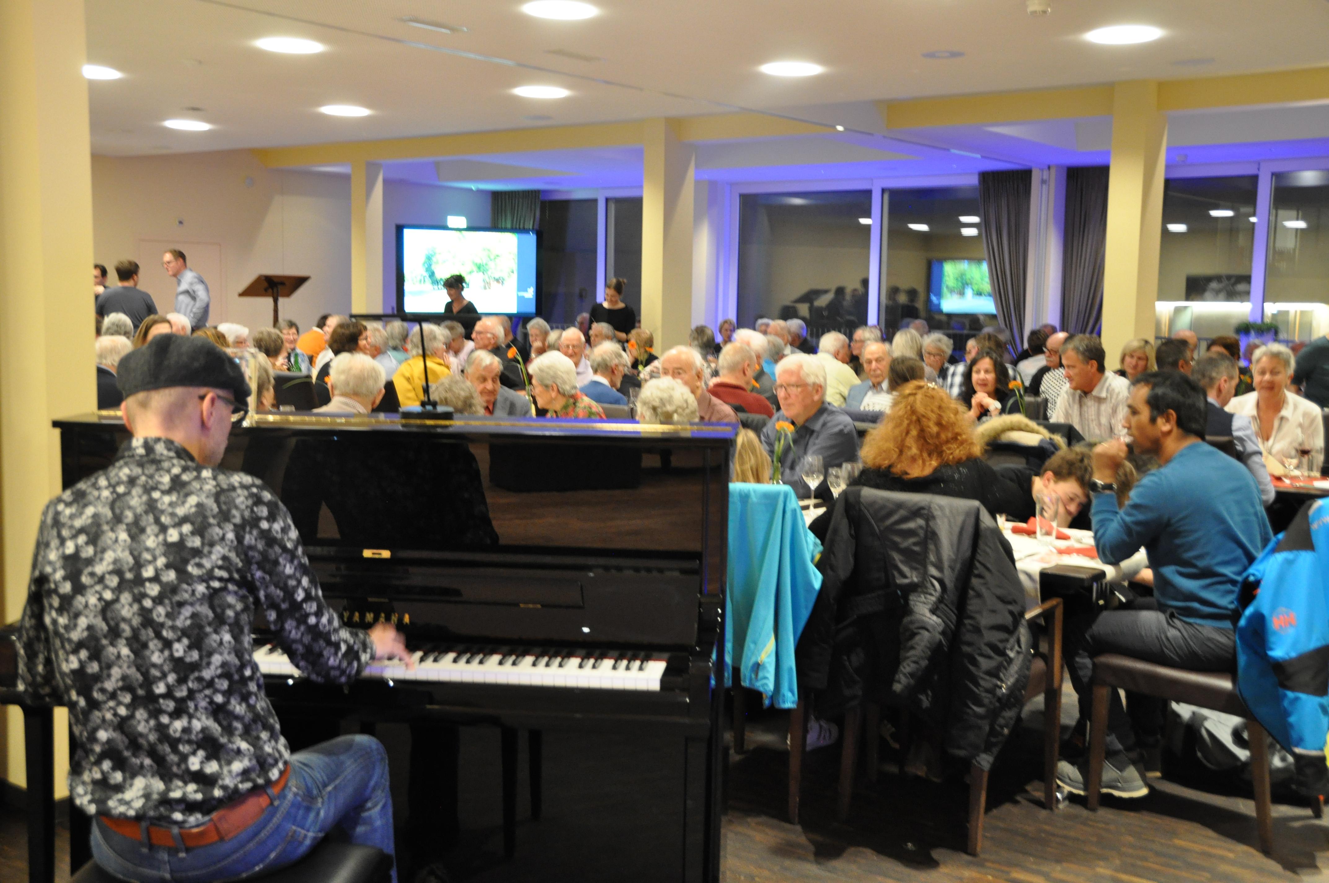 56. Mitgliederversammlung im Restaurant Schönbühl