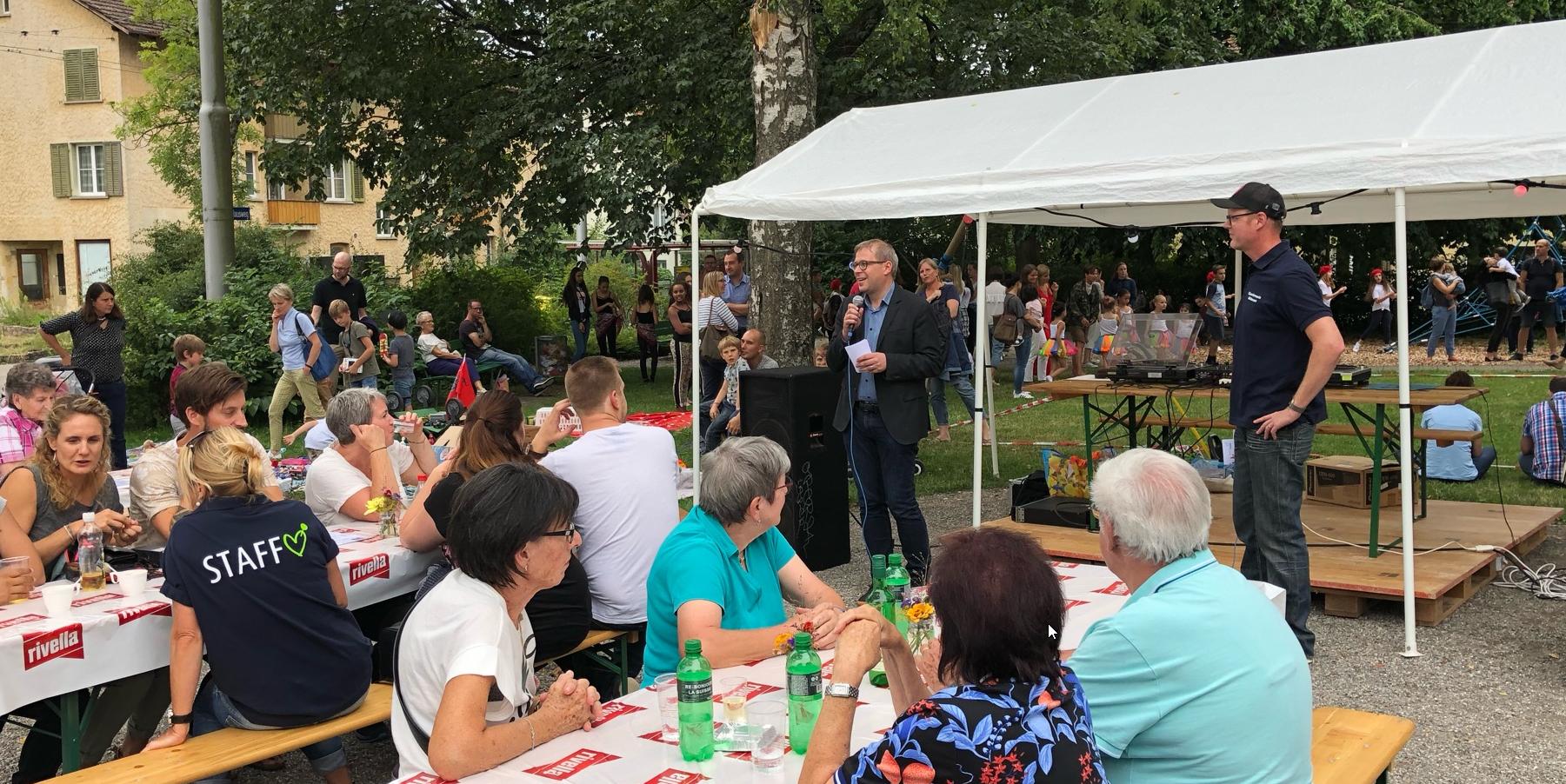 Quartier-Sommerfest 2020